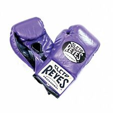 Cleto Reyes Traditional Contest Gloves Boxing - Purple