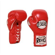 Cleto Reyes Safetec Contest Gloves Boxing - Red
