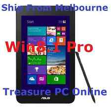 """Asus Vivo Tab Note 8 Tablet M80TA-DL004P 8"""" Touch Win 8.1 Pro  Z3740 64GB eMMc"""