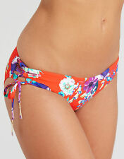 Seafolly Womens Field Trip Tie Side Hipster Brief