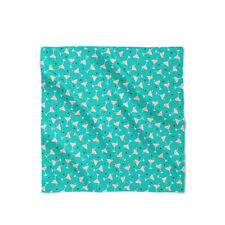 Cocktail Party Satin Style Scarf - Bandana in 3 sizes