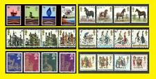 1978 All Commemorative Issues of Great Britain each Sold Separately Mint nh