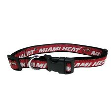 Miami Heat Dog Collar Officially Licensed NBA Products