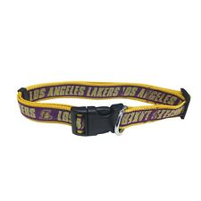 LA Lakers Dog Collar Officially Licensed NBA Products