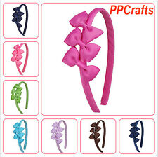 10pcs/lot Grosgrain Ribbon Bow Hairbow for Children Hair Accessories HA-HB013