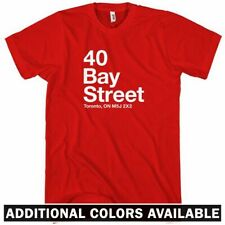 Toronto Basketball Stadium T-shirt - Men S-4X - Fan Gift Raptors Ontario Canada