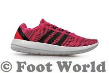 Womens Adidas Element Refine Tricot W - M18917 - Neon Pink White Black Trainer