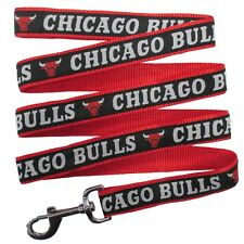Chicago Bulls Dog Leash Officially Licensed NBA Products