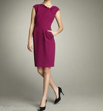 Lafayette 148 New York Knotted Neck Dress  $478