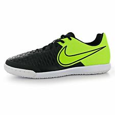 Nike Magista X Pro Indoor Football Futsal Trainers Mens Blk/Volt/Wht Soccer Shoe