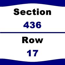 1-10 TIX Arizona Cardinals vs NO Saints 12/18 University of Phoenix Stadium