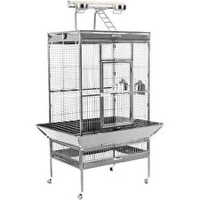 Large Select Wrought Iron Play Top Bird Cage (Free Shipping)