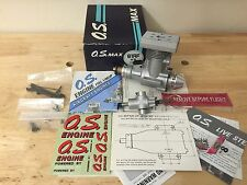 OS MAX 61 RF- HS Ring RC RARE Engine NIB