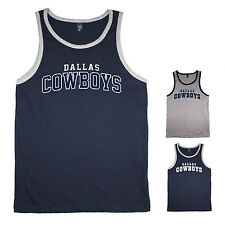 Women's Dallas Cowboys Gray Hedley Tank Top