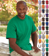 Hanes Beefy-T 5180  T-shirts Tee Blank  100% Cotton 2XL-3XL  Colors New