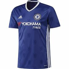 adidas Chelsea FC 2016 - 2017 Home Soccer Jersey Brand New Royal Blue