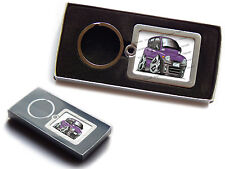 FIAT MULTIPLA Official Koolart Premium Metal Keyring With Gift Box Any Colour!