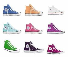 Converse All Star Chuck Taylor unisex hi top 9 colors free shipping new