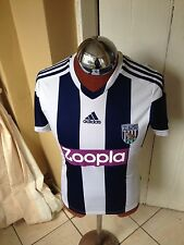 West Bromwich Albion 2 X Football Shirts