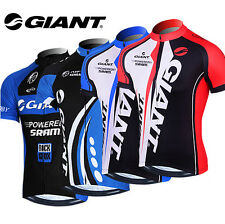 New GIANT Team Cycling Bike Bicycle Clothing Clothes Women Men Cycling Jersey