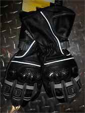 NEW CAN-AM SPYDER MENS VSS LEATHER GLOVE BLACK  - NON CURRENT 446152__90