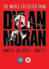 Dylan Moran 3 x DVD Box Set Live Stand Up Comedy Monster Like Totally What It Is