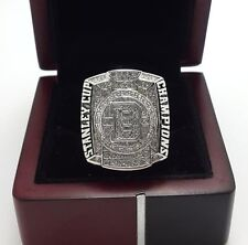 2011 Boston Bruins Stanley Cup Championship ring CHARA 8-14 Size Top Quality