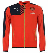 Arsenal Woven Jacket 2015 - 2016 (Red)