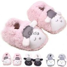 Non-Slip Toddler Shoes Comfort Slippers Soft Baby Slip-On Shoes