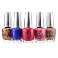 OPI Nail Lacquer - Designer Series Collection Colors - 15ml Each