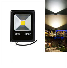10W 12V 110V LED Flood light Cool Warm White IP65 Outdoor Waterproof Lamp
