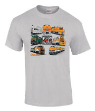 Western Pacific Lives! Authentic Railroad T-Shirt [62]