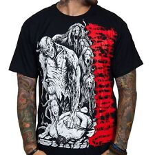 Devourment Dead Body Shirt SM, MD, LG, XL, XXL New