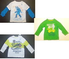 Baby Gap Toddler Boys Long Sleeve T-Shirts Sizes 2T and 4T NWT