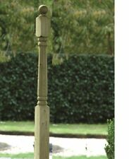Wooden Deck Newel Post Treated Timber FREE DELIVERY 50 MILES BOSTON LINCOLNSHIRE