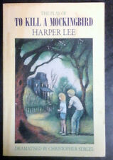 To Kill a Mockingbird: Play dramitised by Christopher Sergal (Paperback, 1988)