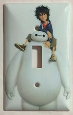The Big Hero 6 LCBB002 Switch & Duplex Outlet Cover Plate