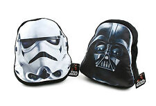 US Star Wars Nap Cushion Darth Vader Storm Trooper R2D2 Yoda Neck Pillow Bedding