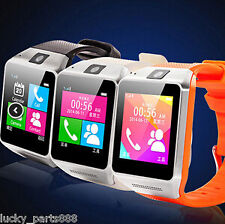 GV08 SIM Smart Watch Wirst Phone Mobile with Camera Bluetooth For Samsung iPhone