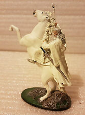 Lord of the Rings LOTR Gandalf and Shadowfax Metal Figures NLP