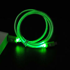 Shine Micro USB LED Light Data Sync Charging Cable for Android Smart Phone AU