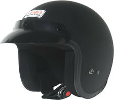 G-FORCE Racing Gear X1 Model Open Face Motorcycle DOT Rated Helmet