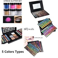 Pro 5 Type Color Eye Shadow Makeup Cosmetic Shimmer Matte Eyeshadow Palette Set