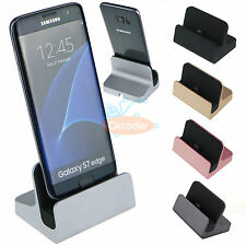 Micro USB Data Sync Charging Charger Dock Desktop Cradle Stand For Samsung LG