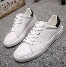 Fashion sneaker Men's Oxford Lace-up flat Dress formal Leisure  Casual shoes new