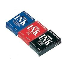 Platinum Dye-based Ink Cartridge for Fountain Pen - Choose your favorite color