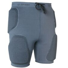 Forcefield Performance Action Motorcycle Shorts Level 2 Pro/ Sport Armour Grey