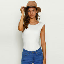 New Mooloola Uma Top in White | Womens Womens Fashion Tops & Shirts