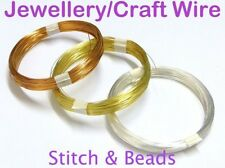 Beading Craft Wire Jewellery Making Tiara Wrapping Sculpting Bending Metal Wire