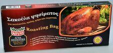25cm X 3m Roasting Roll Bag Bags Film For Cooking Meat Fish Vegetables In Oven